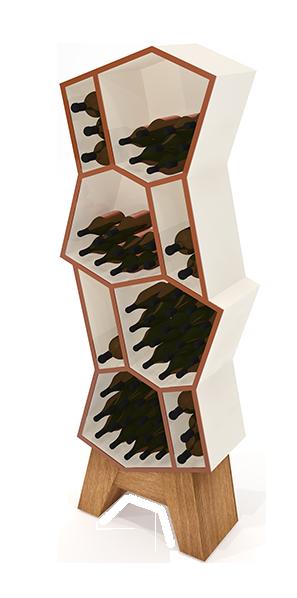 Garrafeira Coluna Hator